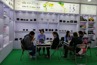 Leoch International attended the 122nd Canton Fair