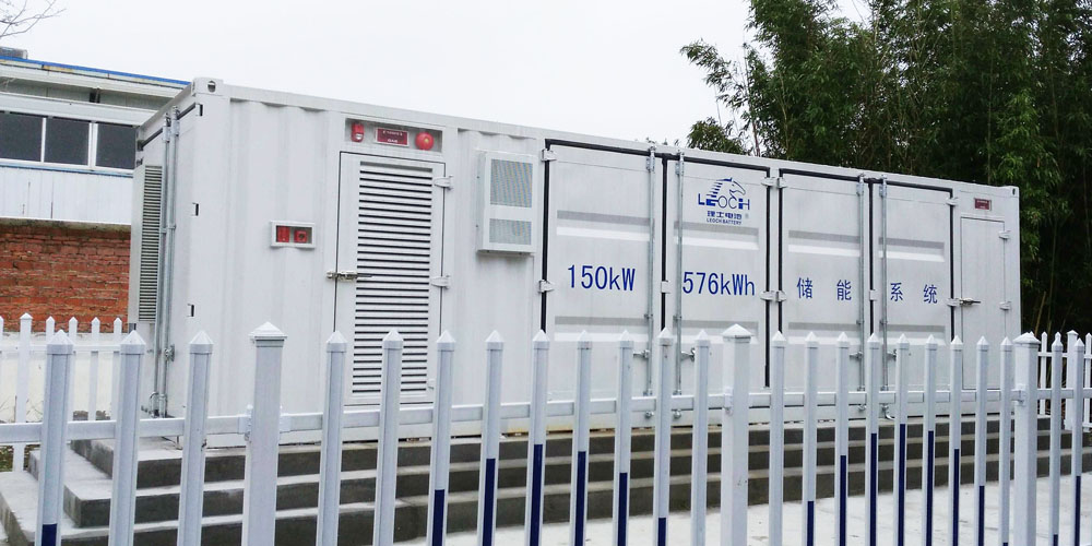 Smart Energy Storage System