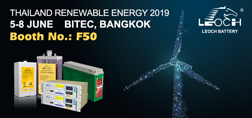THAILAND RENEWABLE ENERGY 2019,Leoch